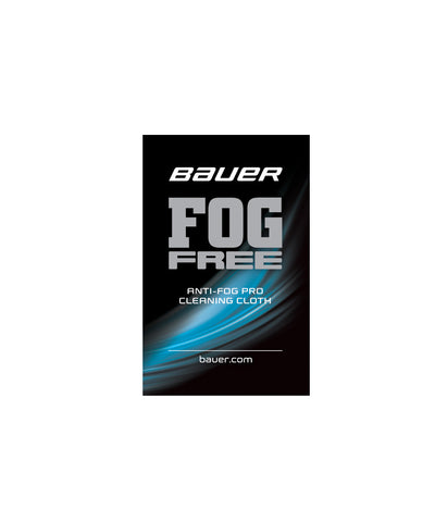 BAUER FOG-FREE CLOTH (EA)