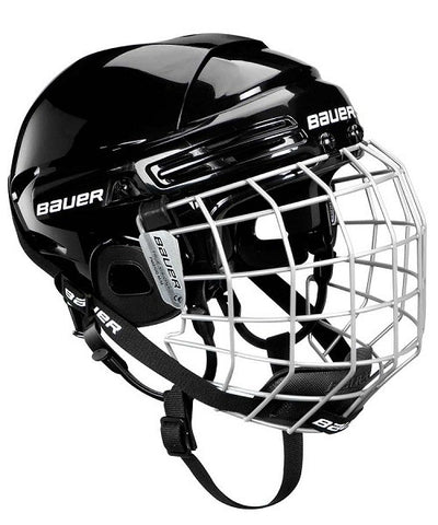 BAUER 2100 JR COMBO HOCKEY HELMET