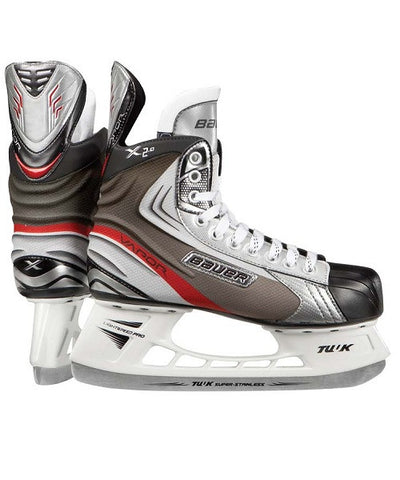 BAUER VAPOR X 2.0 JR HOCKEY SKATES