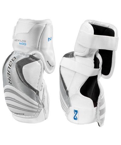 BAUER NEXUS 600 JR HOCKEY ELBOW PADS