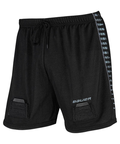 BAUER PREMIUM MESH YOUTH HOCKEY JOCK SHORT