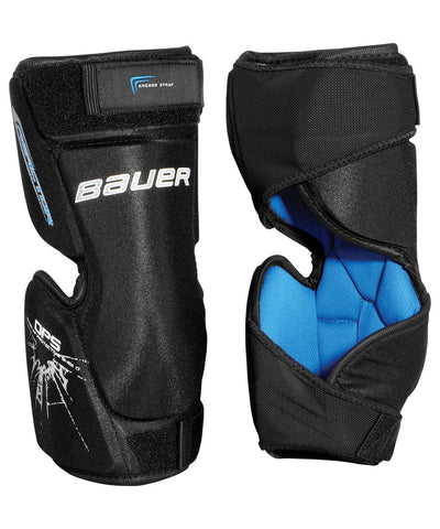 BAUER REACTOR JR GOALIE KNEE GUARD
