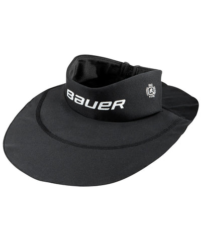 BAUER NLP22 PREMIUM SR HOCKEY NECK GUARD BIB