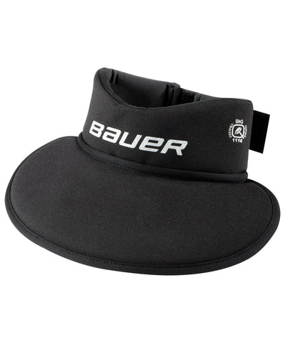 BAUER NLP8 CORE JR HOCKEY NECK GUARD BIB