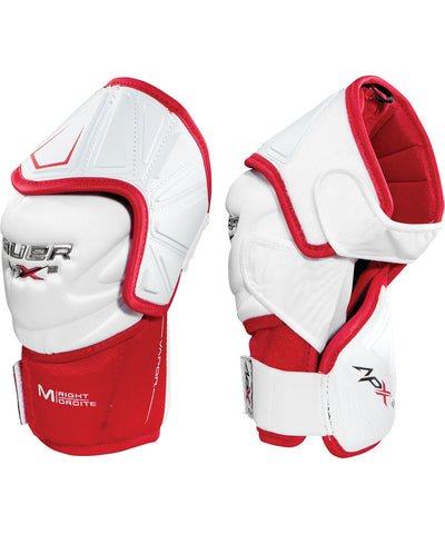 BAUER VAPOR APX2 JUNIOR HOCKEY ELBOW PADS