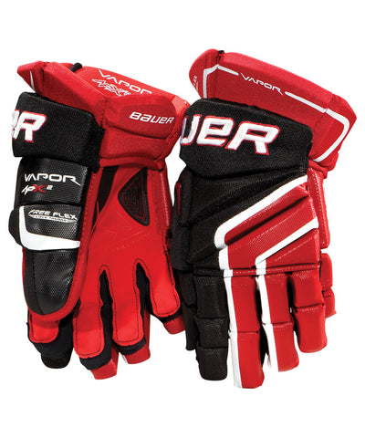BAUER VAPOR APX2 JR HOCKEY GLOVES