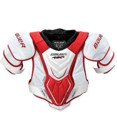BAUER VAPOR APX2 JUNIOR HOCKEY SHOULDER PADS