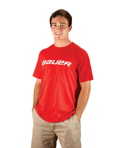 BAUER CORE SR T-SHIRT