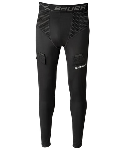 BAUER NG PREMIUM COMPRESSION YTH HOCKEY JOCK PANTS
