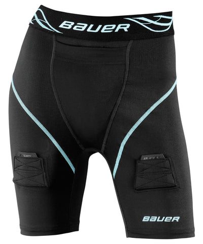 BAUER NG COMPRESSION WOMEN'S JILL HOCKEY SHORTS