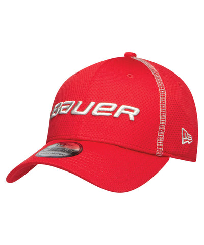 BAUER OFF ICE TRAINING RED SR CAP