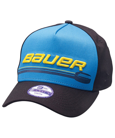 BAUER PUCK JR CAP