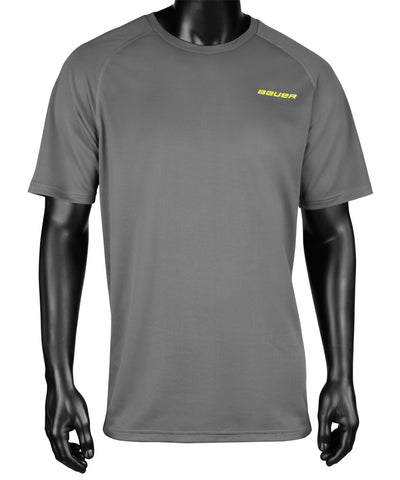 BAUER TRAINING SS JR T-SHIRT