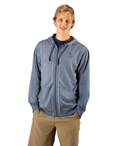 BAUER WORLD FULL ZIP SR HOODY