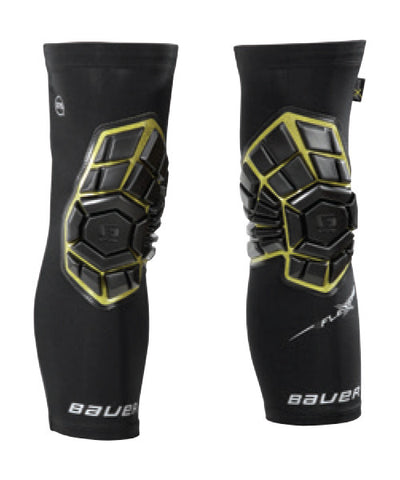 BAUER ELITE PADDED SR KNEE GUARD