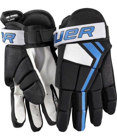 BAUER PRO STREET HOCKEY GLOVES
