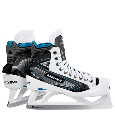 BAUER REACTOR 7000 JUNIOR GOALIE SKATES