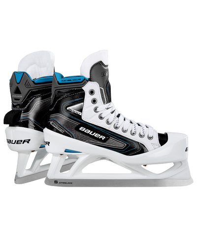 BAUER REACTOR 9000 PRO SENIOR GOALIE SKATES