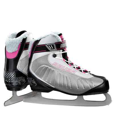 BAUER FAST GIRLS RECREATIONAL SKATES