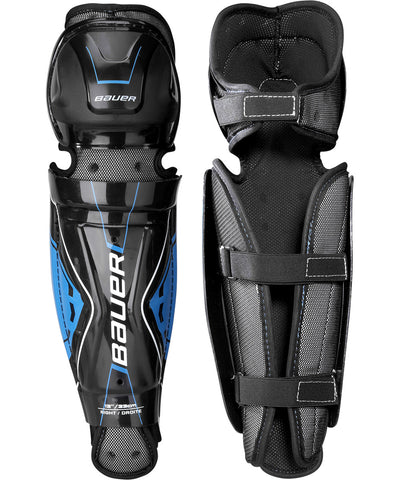 BAUER STREET HOCKEY SHIN GUARDS