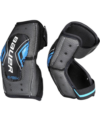 BAUER SR STREET HOCKEY ELBOW PADS