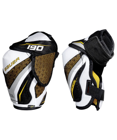 BAUER SUPREME 190 JR HOCKEY ELBOW PADS