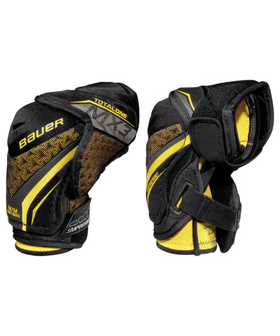 BAUER SUPREME TOTALONE MX3 YTH HOCKEY ELBOW PADS