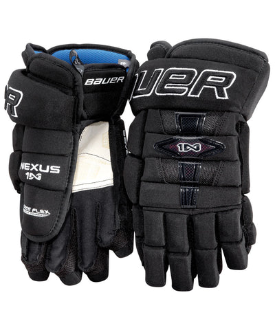 BAUER NEXUS 1N SR HOCKEY GLOVES