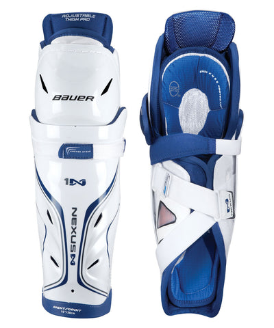 BAUER NEXUS 1N SR HOCKEY SHIN GUARDS