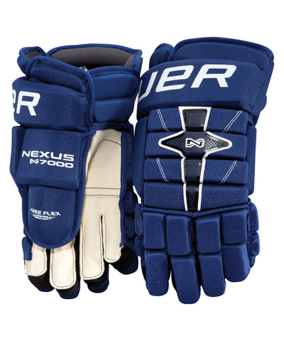 BAUER NEXUS N7000 SR HOCKEY GLOVES