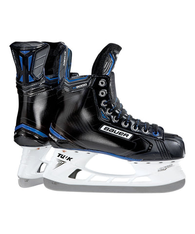 BAUER NEXUS N9000 JUNIOR HOCKEY SKATES