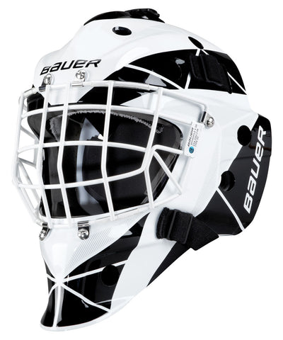 BAUER PROFILE 940X TEAM BLACK JUNIOR MASK