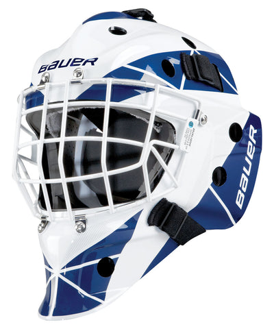 BAUER PROFILE 940X TEAM BLUE JR MASK