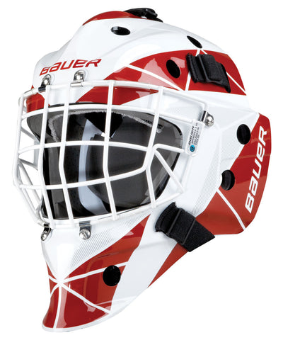 BAUER PROFILE 940X TEAM RED JR MASK