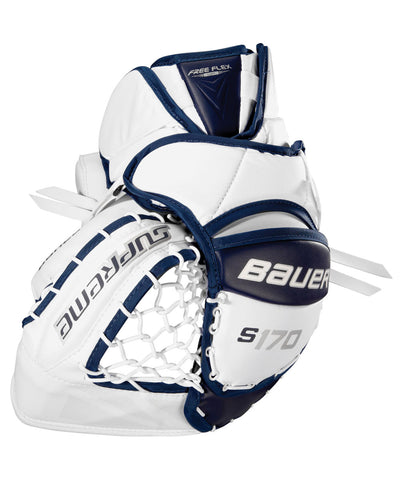 BAUER SUPREME S170 JR GOALIE CATCHER