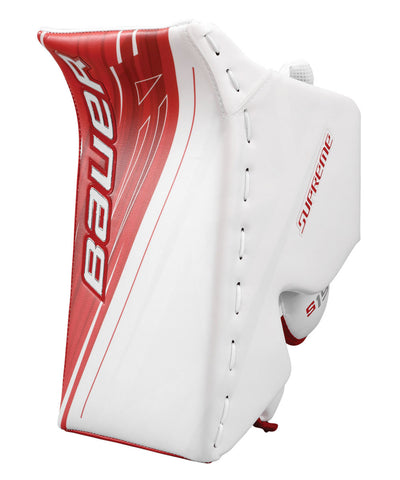 BAUER SUPREME S190 INT GOALIE BLOCKER
