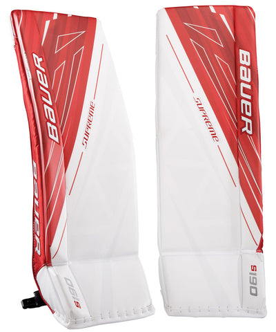 BAUER SUPREME S190 INTERMEDIATE GOALIE PADS