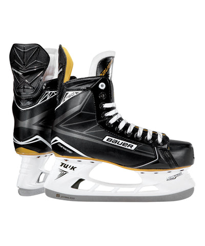 BAUER SUPREME S160 JUNIOR HOCKEY SKATES