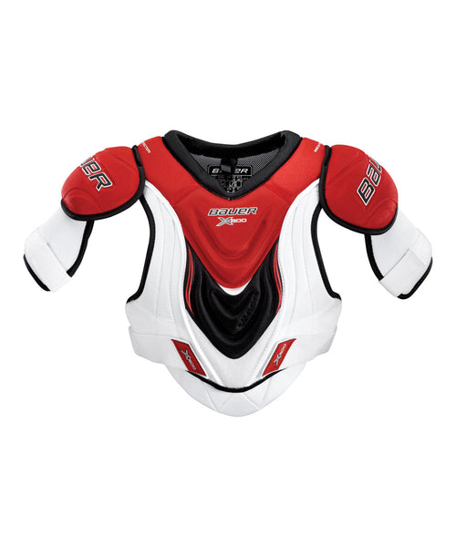 BAUER VAPOR X800 JR HOCKEY SHOULDER PADS