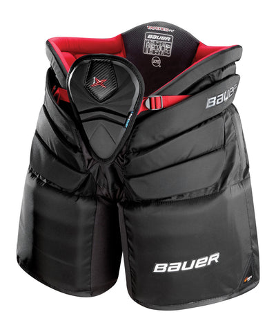BAUER VAPOR 1X INTERMEDIATE GOALIE PANTS