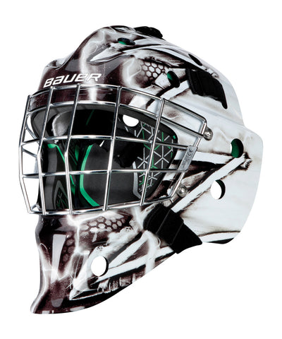 BAUER NME 4 YOUTH GOALIE MASK KING LAK