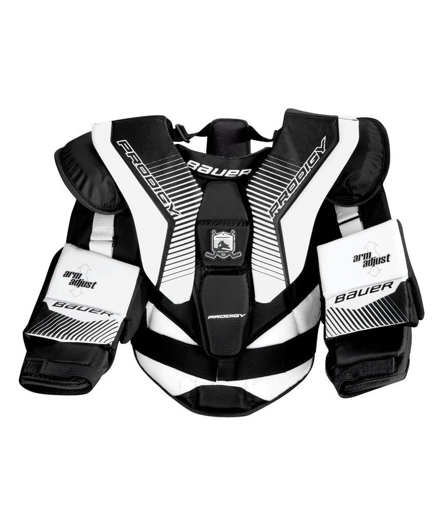 BAUER PRODIGY 3 0 GOALIE CHEST PROTECTOR