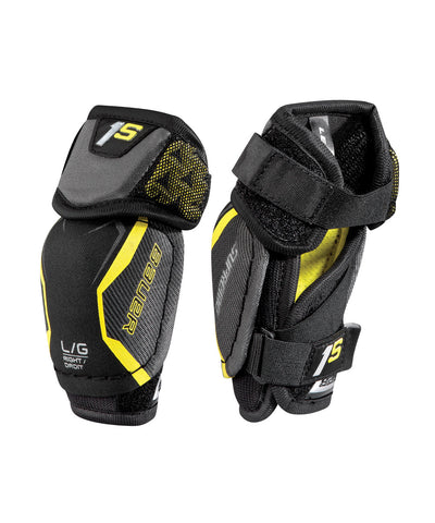 BAUER SUPREME 1S YOUTH ELBOW PADS