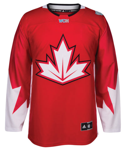 ADIDAS 2016 WORLD CUP TEAM CANADA SR HOME JERSEY