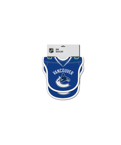 VANCOUVER CANUCKS BIBS 2 PACK