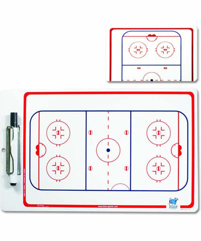 HOCKEY DELUXE CLIPBOARD