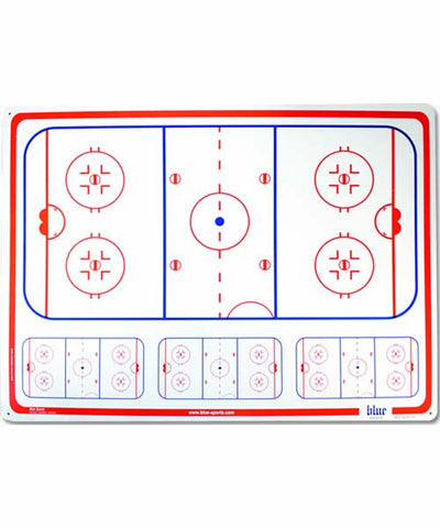 "RIGID 24""x32"" HOCKEY BOARD"