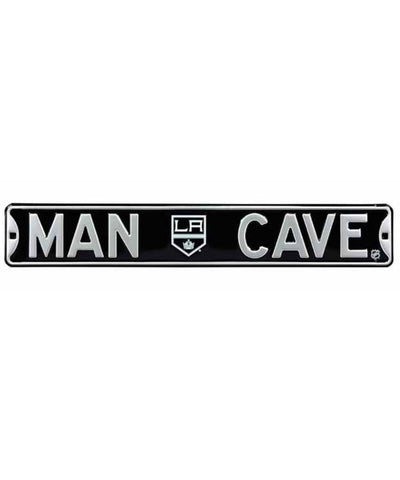 BULLETIN LOS ANGELES KINGS MAN CAVE SIGN
