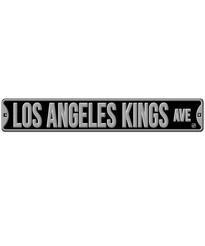 BULLETIN LOS ANGELES KINGS STREET SIGN