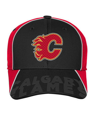 CALGARY FLAMES KID'S SECOND SEASON DRAFT CAP